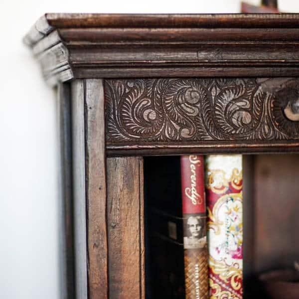 Indian Bookshelf